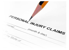 Problems with insurance claims injury case
